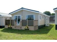 DELTA SWANLEY 2021 MODEL LODGE 40X20 2 BED D/G C/H FREE UK DELIVERY