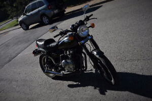 XS400 Heritage Special 1982