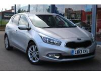 2013 KIA CEED 1.6 GDi 3 DCT Auto NAV, R CAM, 16andquot; ALLOYS and B TOOTH