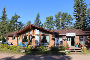 Cabins and Daily or Seasonal Campsites