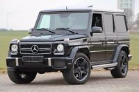 Mercedes-Benz G 63 AMG DISTRONIC*CARBON*SITZKOMFORT*TV*DESIGNO