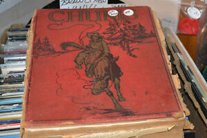 OLD CHUMS Vintage Antique Book 1914 ~ great read!