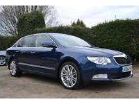2012 SKODA SUPERB 2.0 ELEGANCE TDI CR 140 HATCHBACK DIESEL
