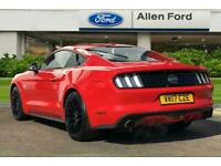 2017 Ford Mustang 5.0 V8 GT 2dr Auto Coupe Petrol Automatic