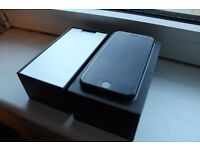 iPhone 7 128 GB Jet Black (NEW BOXED WITH WARRANTY)