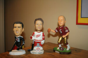 Mid-2000's Collectible Bobbleheads