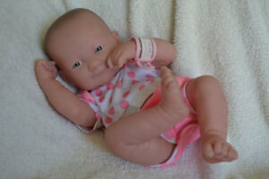 La Newborn Baby Doll, designed by Berenguer.
