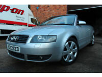 Audi A4 Cabriolet 3.0 Sport