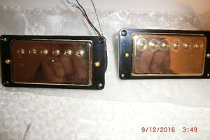 Two Humbucker Pick ups