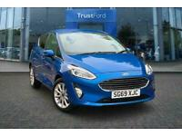 2019 Ford Fiesta 1.0 EcoBoost 125 Titanium X 5dr***With Rear Parking Aid*** Manu