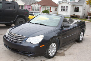 2008 Chrysler Sebring LX Coupe Convertible