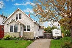 Beautiful 1 1/2 Storey House with Finished Basement for rent.