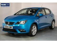 2015 SEAT Ibiza 1.4 Toca With Built In Sat Nav, Air Con And Electric Windows Pet