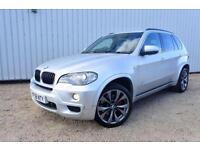 2009 58 BMW X5 3.0 D M SPORT 5D 232 BHP DIESEL