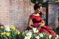 Singing Princess for Children's Events - Jasmine Moana Elena etc