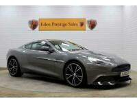2013 Aston Martin Vanquish 5.9 V12 2d 565 BHP Auto Coupe Petrol Automatic