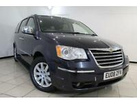 2008 08 CHRYSLER GRAND VOYAGER 2.8 CRD LIMITED 5DR 161 BHP DIESEL