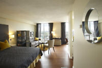 DOWNTOWN $1050 BACHELOR + $200 CHEQ. INCENTIVE!!!!