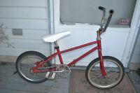 Vintage Kids boys BMX for sale - $20