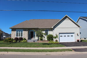 Beautiful Open Concept Home -Moncton North End