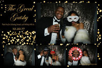 220$ Photo Booth Special - Holiday Season  Party Rental Supplies