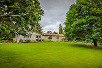 COMPLETELY RENOVATED BUNGALOW ON .63 ACRE