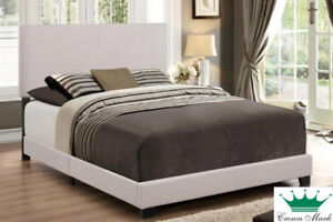 Complete king bed