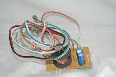 - Pioneer Three-Way Speaker Crossover Single From Model CS-G300W Part No. 110850