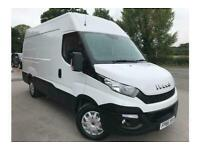Iveco Daily 35S13 MWB HR Business Premium Panel Van Manual Diesel White ULEZ OK