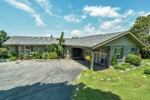 696 Highway 15 * Stunning waterfront property*