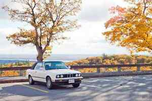 *1987-1992 BMW E30 3-Series CONVERTIBLE* Wanted