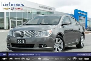 2011 Buick LaCrosse CXL HEATED SEATS|MEMORY SEAT|BLUETOOTH|LE...