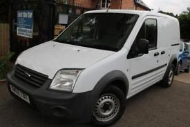2010 (59 Plate) Ford Connect 1.8 T200 LR P/V White NO VAT