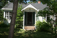Shediac Bridge cottage for rent  - access to private beach