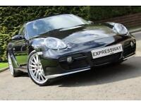 2006 Porsche Cayman 3.4 987 S 2dr