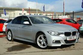 image for 2015 15 BMW 3 SERIES 2.0 320D XDRIVE M SPORT 4D 181 BHP DIESEL