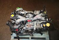 JDM SUBARU IMPREZA WRX  USED EJ205 EJ20 TURBO ENGINE WITH AVCS