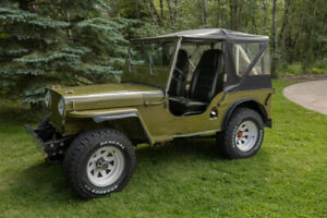 Jeep Cj2a | Kijiji - Buy, Sell & Save with Canada's #1 Local