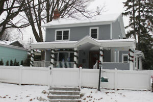 Short-term furnished Rental in Beautiful Manor Park!