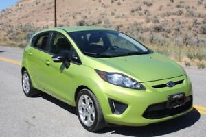 """2012 Ford Fiesta SES """"FALL TO RECALL"""" SALE! NOW ONLY $8990!!"""