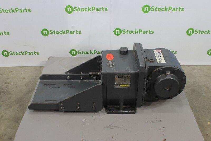 Falk 1030fzb3a-5.062 Rblt - Right Angle Gear Reducer 350 Rpm