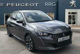 image for 2020 Peugeot 208 1.2 PureTech Allure (s/s) 5dr Hatchback Petrol Manual