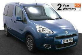 image for 2014(14) PEUGEOT PARTNER 1.6 HDi S TEPEE WHEELCHAIR ACCESS ~ AIRCON ~ WINCH