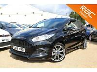 2016 66 FORD FIESTA 1.0 ST-LINE 3D 100 BHP - USED CAR DEALER OF THE YEAR