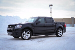 2009 Ford Explorer Sport Trac Adrenalin Package V8