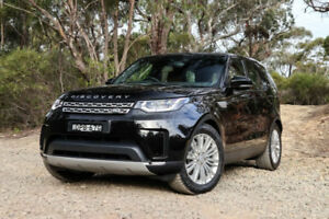 Land Rover Discovery HSE 2017 (Lease take-over)