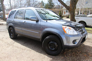 2006 Honda CRV EX-L  EXCELLENT CONDITION!