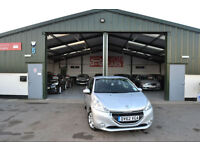 2012 Peugeot 208 1.2 VTi M PETROL MANUAL Active LOW MILEAGE PX WELCOME
