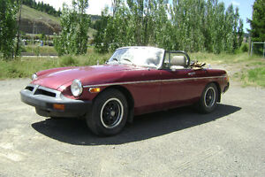 1979 MGB Project -----   very easy