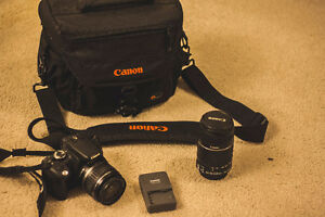 Canon EOS Rebel XT Kit